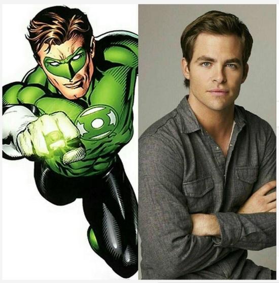 เกย์ หนังเกย์ Green Lantern